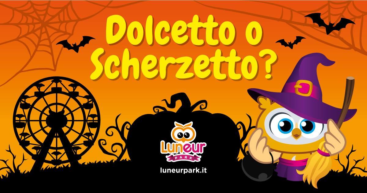 Dolcetto O Scherzetto Halloween.Dolcetto O Scherzetto Halloween Dei Bambini Al Luneur Park L Eco Del Litorale Notizie Online